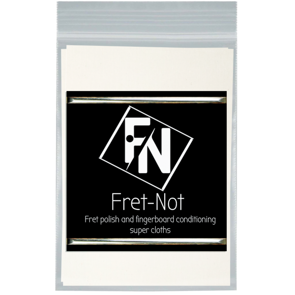 Fret-Not Polish and Conditioning Cloths